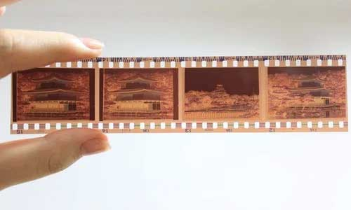 Types of Photographic Films 1 - Types of Photographic Films